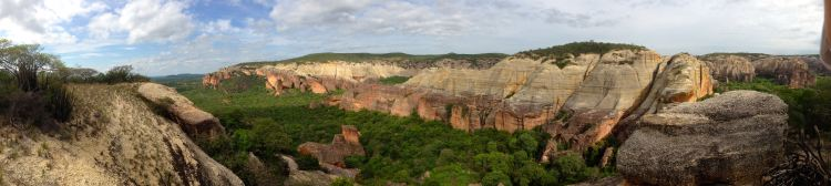 Serra da Capivara National Park in Brazil