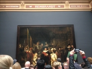 Most want to see Rembrandt.