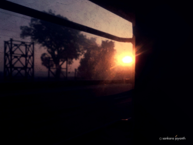 train_tour_sunset_window